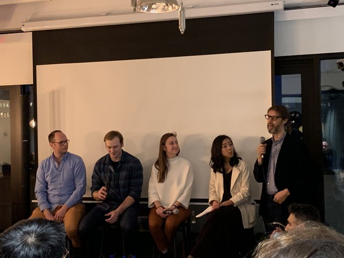 Designing the 100 Questions for NYC: Panel Reflects on New Science of Questioning During Open Data Week